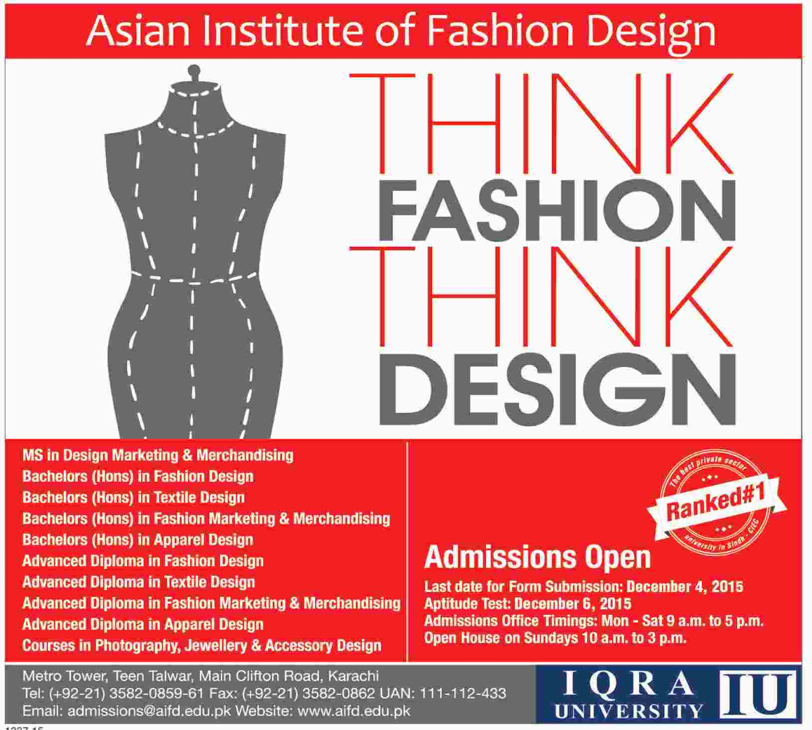 Stupendous Bachelor In Fashion Design Diploma In Textile Design Best Image Libraries Weasiibadanjobscom