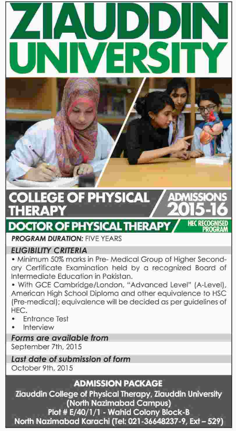 College for physical therapy - College For Physical Therapy 55