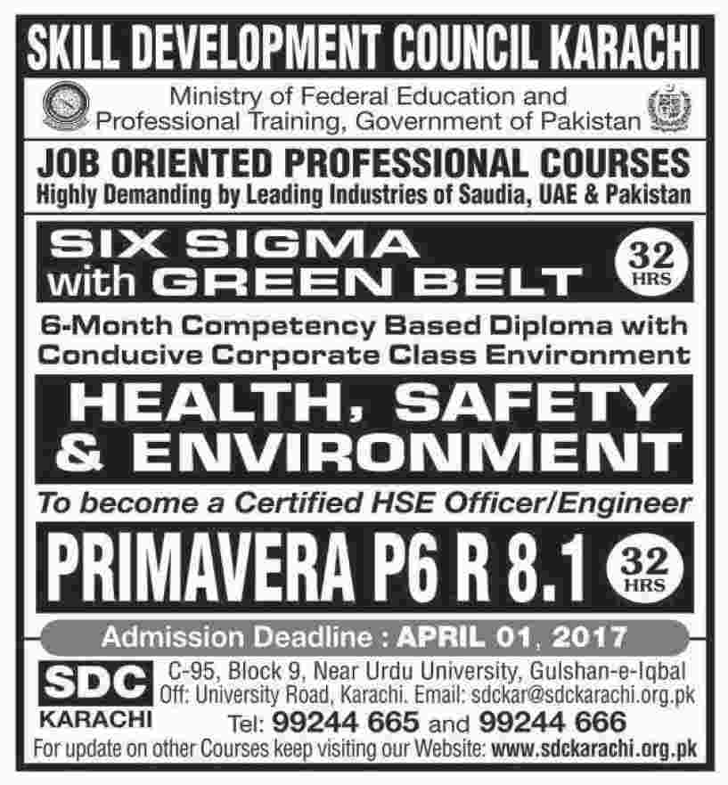 Admission In College Of Tourism And Hotel Management Cothm Islamabad